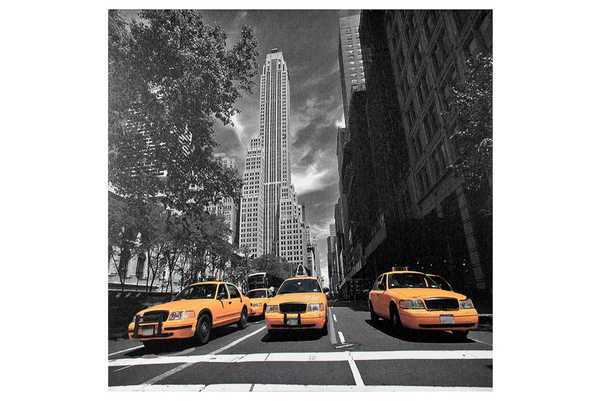 Obraz na zeď New York - Yellow taxi