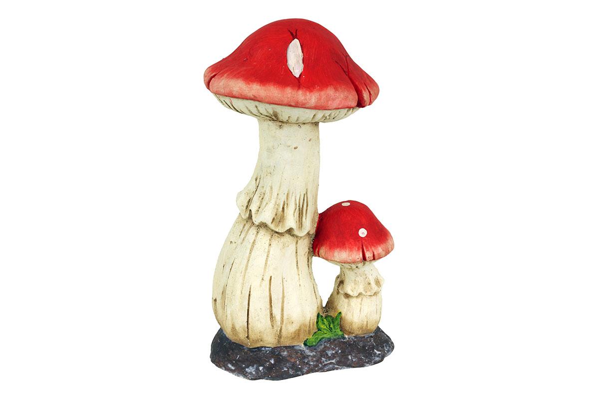 Keramická houba - Muchomůrka maxi