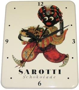 Nástěnné hodiny Sarotti