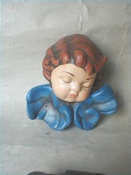 Hlava andělíčka