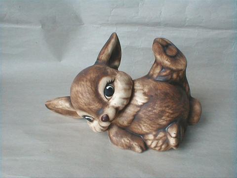 Keramický Zajíček
