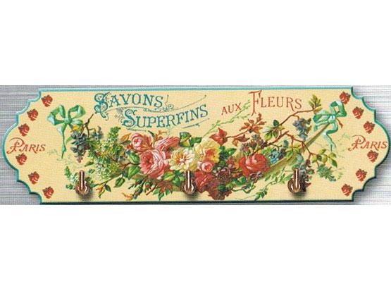 Věšák Aux Fleurs