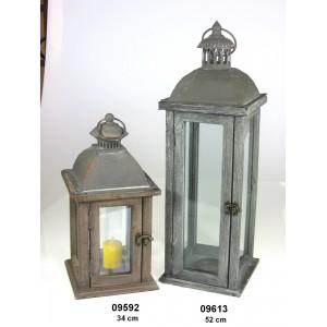 Lampa - lucerna Dream wood sada 1+1