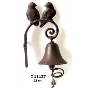 Litnový zvonek Ptáčci Simple