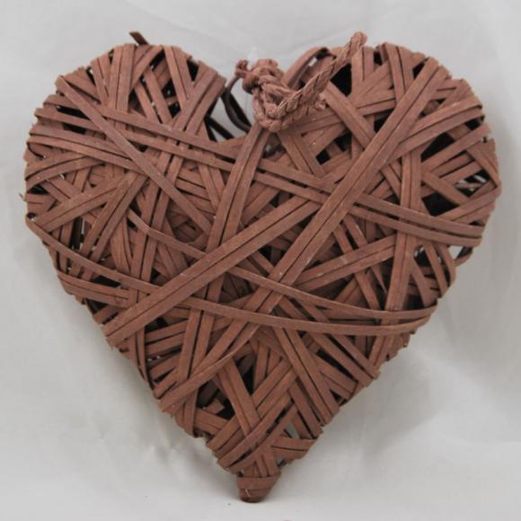 Proutěné Srdce L Brown