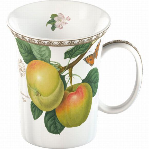 Porcelánový hrnek Apples