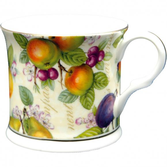 Porcelánový hrnek Fruits