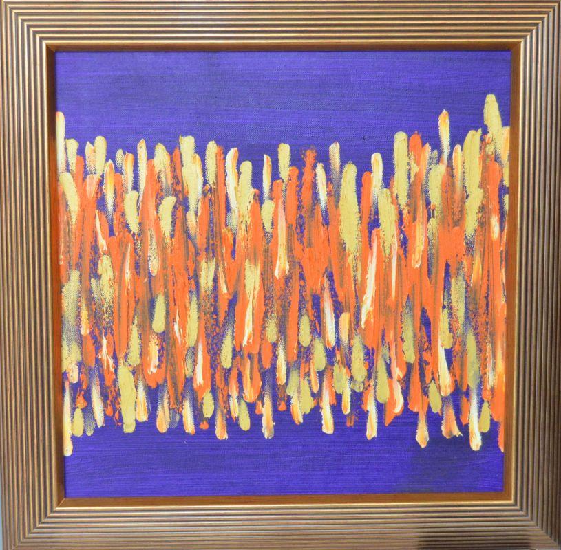Obraz - olej LILO - luxusní rám