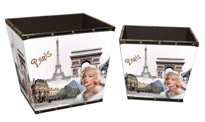 Úložná krabice (box) Marilyn Monroe L Paris