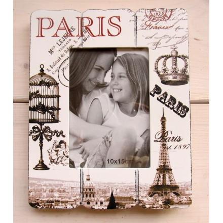 Fotorámeček Paris King