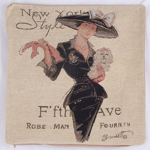 Povlak na polštář New york