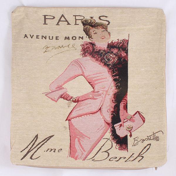 Povlak na polštář Paris
