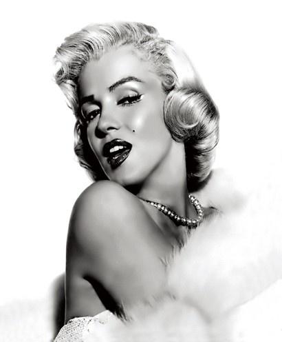 Obraz Marilyn Monroe - Boa
