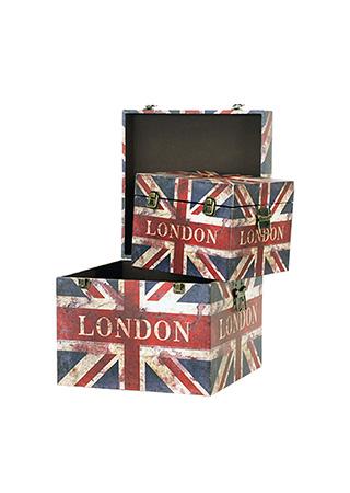 Sada truhel Heritage London 1+1