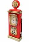 Skříňka na klíče - Benzínová pumpa Route 66