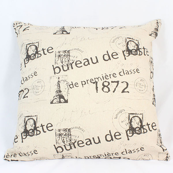 Povlak na polštář Bureau - Paris