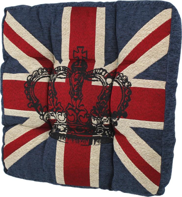 Polštář - Vlajka Velké Británie Union Jack