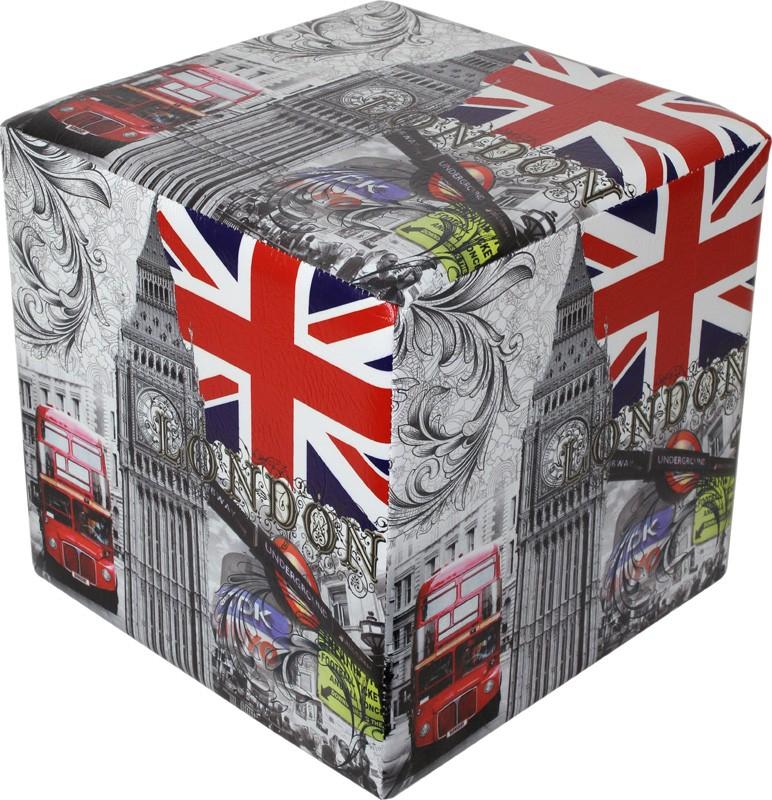 Čalouněný taburet London