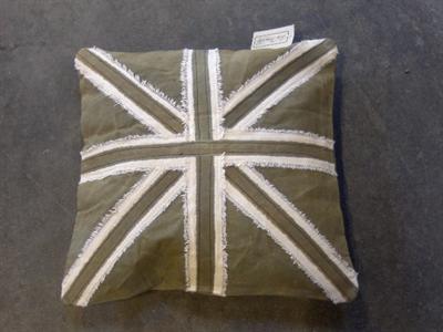 Povlak na polštář Britská vlajka