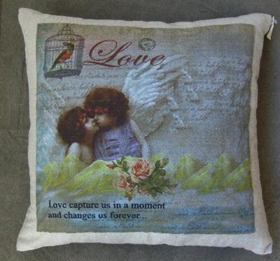 Povlak na polštář Andělé - Love