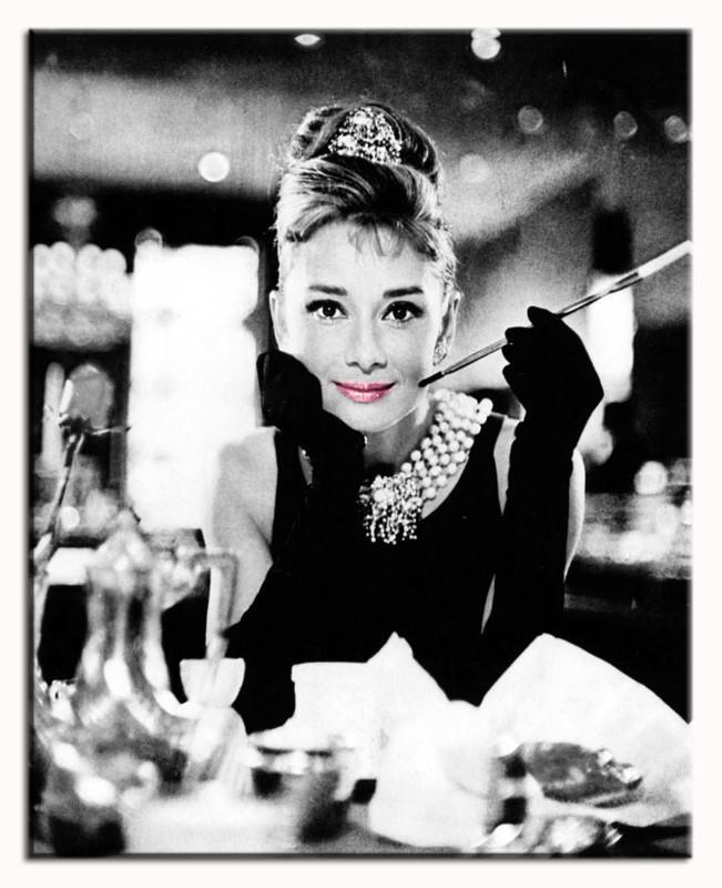 Obraz na zeď Audrey Hepburn L