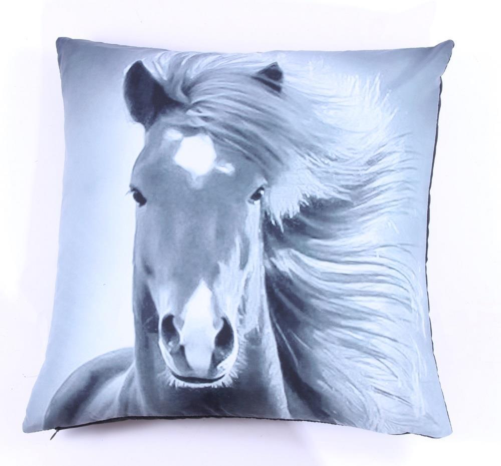 Luxusní polštář Kůň