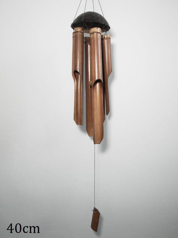 Zvonkohra z bambusu Gong 40