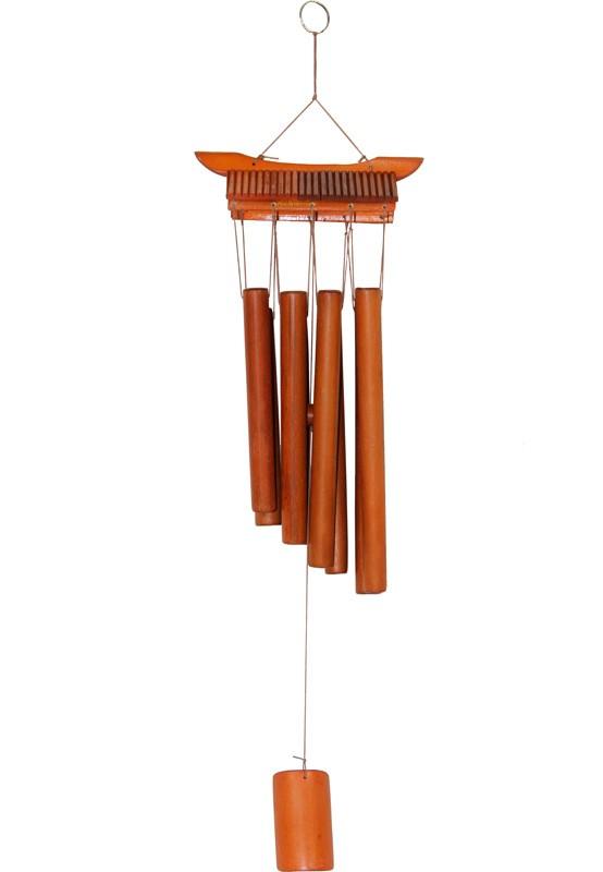 Bambusová zvonkohra - Gong