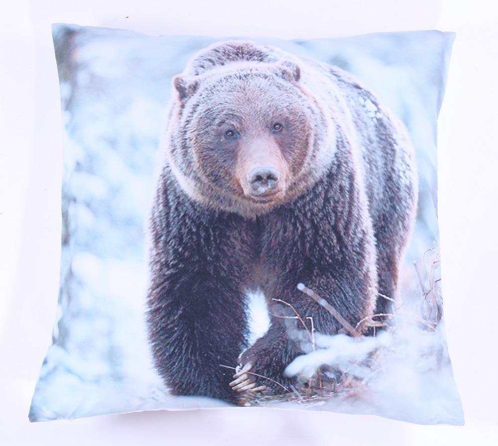 Luxusní polštář Medvěd - Míša