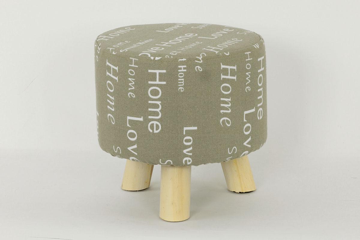 Čalouněný sedák Home - Taburet