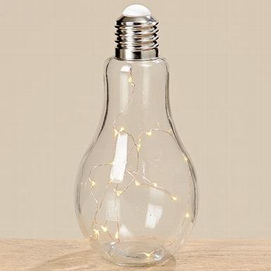 Žárovka Led světlo - světelná dekorace