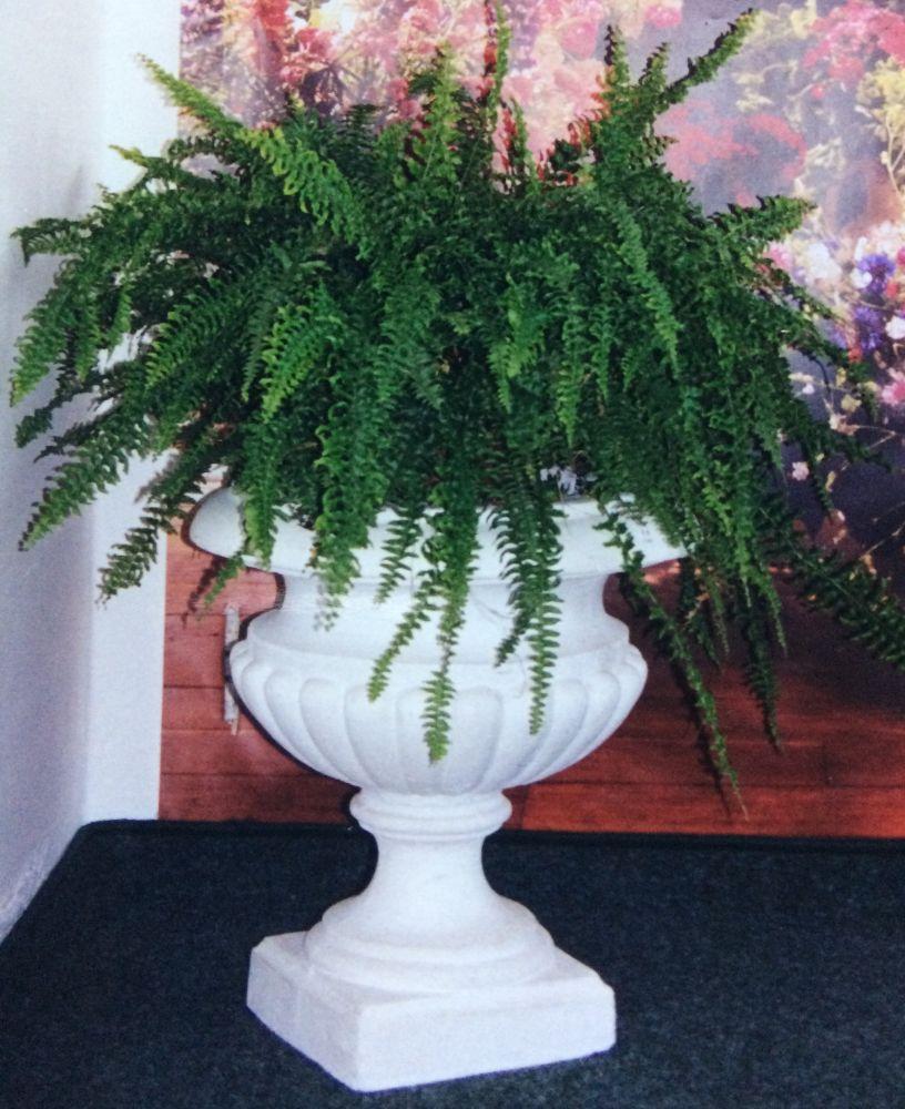 Váza z mramorové drti Klasik sleva 30% ušpiněno