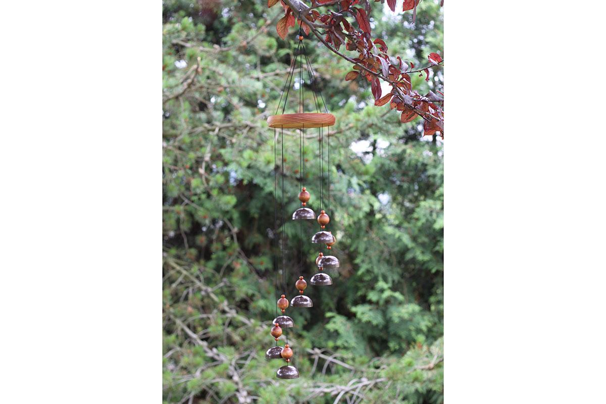 Kombinovaná zvonkohra - Gong - Zvonečky