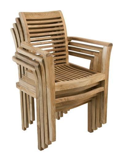 Teakový stolek