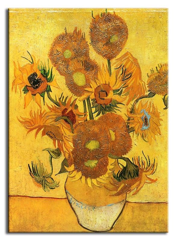Obraz na zeď - Vincent Van Gogh Slunečnice