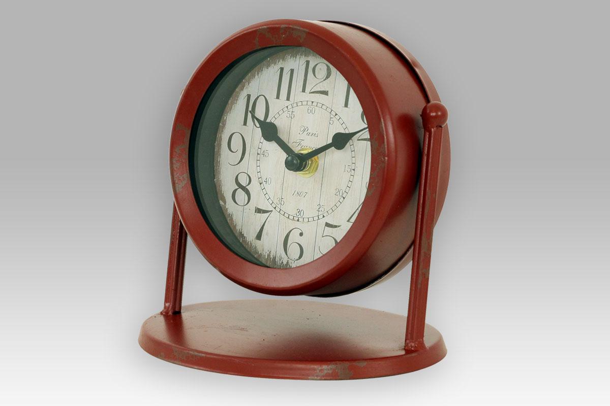 Kovové hodiny stolníParis Francie