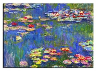 Obraz na zeď - Claude Monet Lekníny