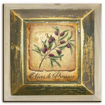 Obraz na plátně Olivy rám