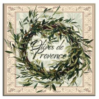 Obraz na plátně Olivy věneček
