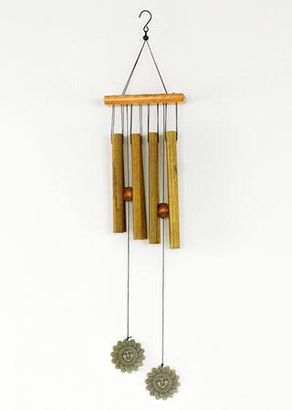 Bambusová zvonkohra - Gong - Sluníčka