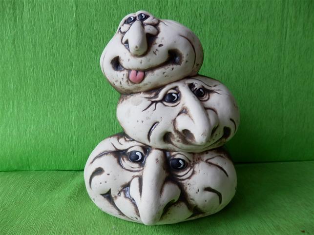 Keramický kámen Trojka