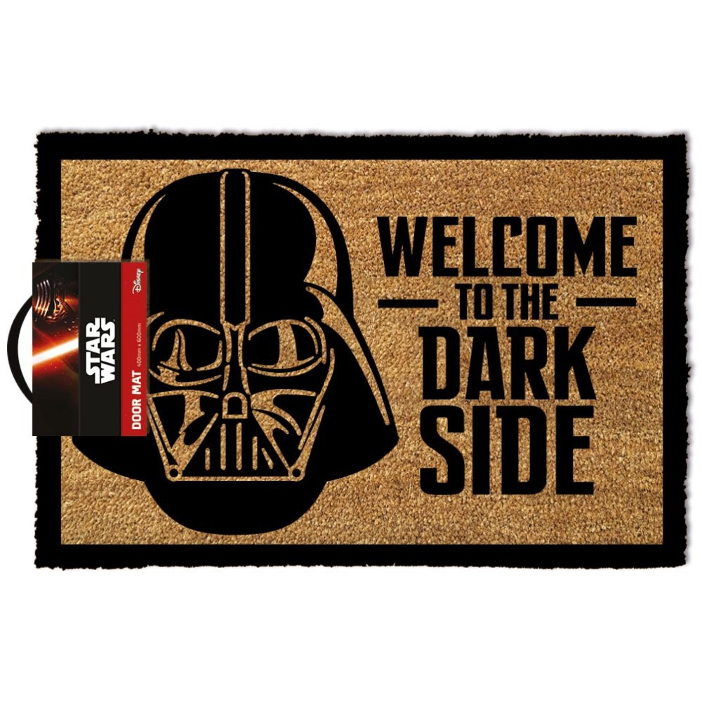 Rohožka z kokosového vlákna Star wars Welcome to the dark side