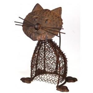 Kovová Kočka Dratt