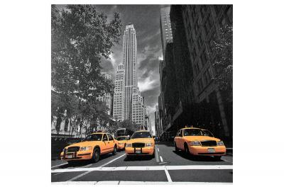 Obraz na zeď New York - Yellow taxi