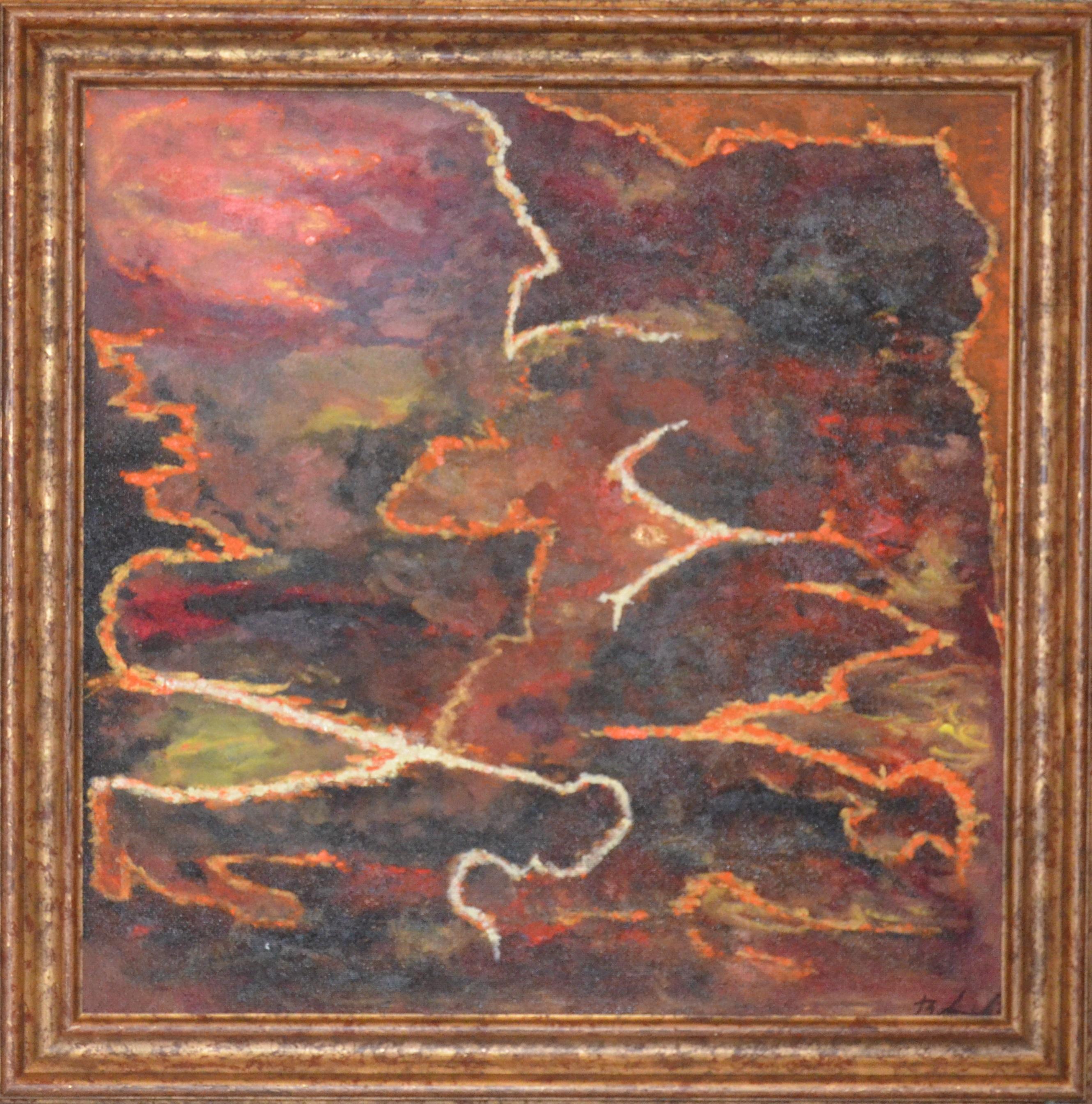 Obraz - olejomalba - Abstrakt